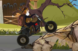 Atv Trike Hill Adventure