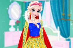 Elsa Faitytale Trends