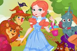 Dorothys Adventures In OZ