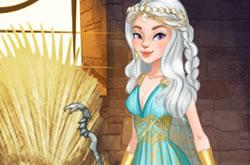 Dragon Queen Dress Up