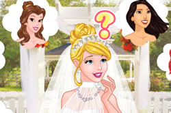 Three Bridesmaids for Princess