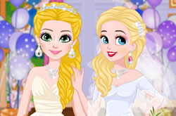 Disney Princess Wedding Makeover Studio