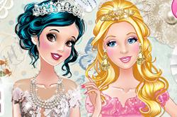 Princesses Vintage Prom Gowns