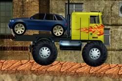 Caminhão de Frete