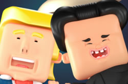 Stop Trump vs Kim Jongun