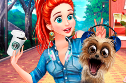 Princesses and Pets Photo Contest
