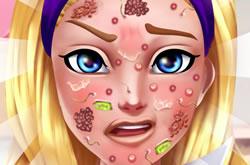 Barbie Hero Face Problem