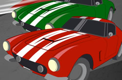 Retro Car Race Xtreme
