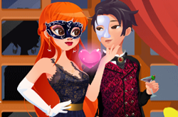 Flirting Masquerade