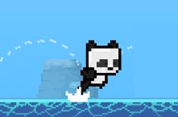 Skipping Panda
