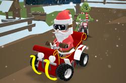 Santas Rush The Grinch Chase
