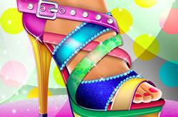 Shoe Designer Online