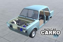 Montar Carro 3D