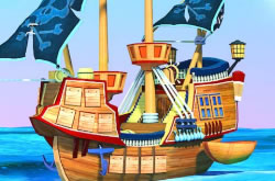 Top Shootout The Pirate Ship