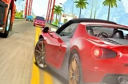 Highway GT Speed Car Racer Game