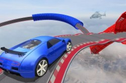 Mega Ramp Stunt Car