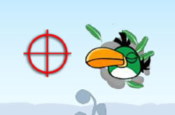 Caçar Angry Birds