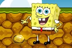 Garimpo do Bob Esponja