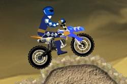 Power Ranger Moto