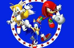 Jogo de Tetris do Sonic