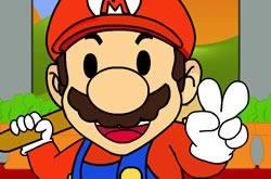Super Mario defense