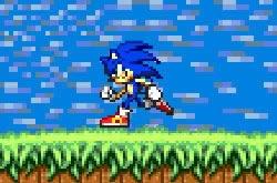 Jogo do Sonic Jumper
