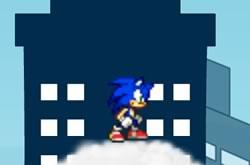 Jogo do Sonic nas Nuvens
