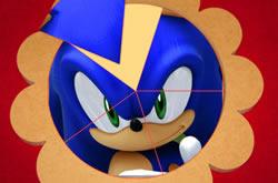 Jogo de Puzzle do Sonic