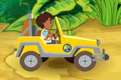 Diego na África