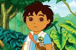 Jogo do Diego na Floresta