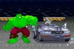 Jogo do Hulk Destruidor