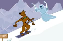 Scooby Ghost
