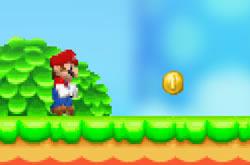 Jogo de Aventura do Mario
