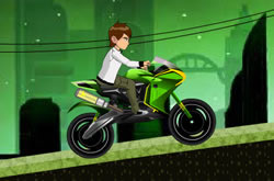 Ben 10 Moto