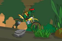 Jogo das Tartarugas Ninja