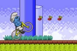 Smurfs Bike