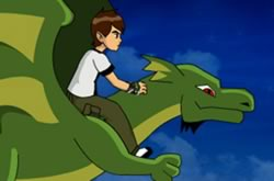 Dragão do Ben 10
