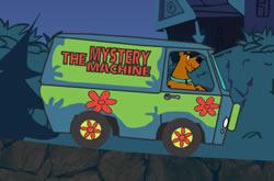 Scooby Doo Ride
