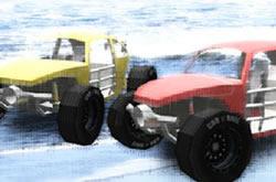 3D Buggy Race