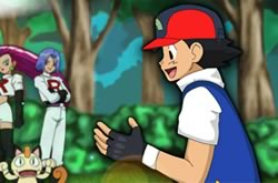 Resgate o Pokemon