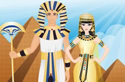 Rei e Rainha do Egito