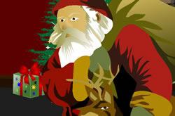Papai Noel Tiro