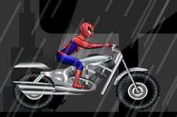 Spider Man City Drive