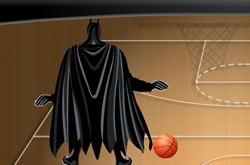 Batman Vs Superman Basketball