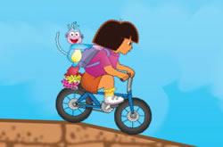 Bicicleta da Dora