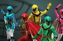 Power Rangers Darkness