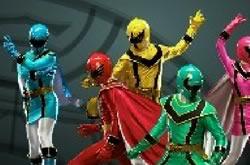 Power Rangers Darkness