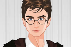 Vestir Harry Potter