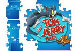 Quebra Cabeça do Tom e Jerry