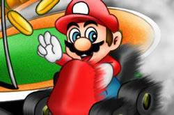 Jogo Mario Kart